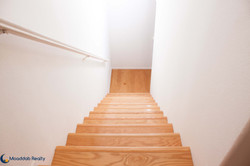 Staircase Leading to the Outside