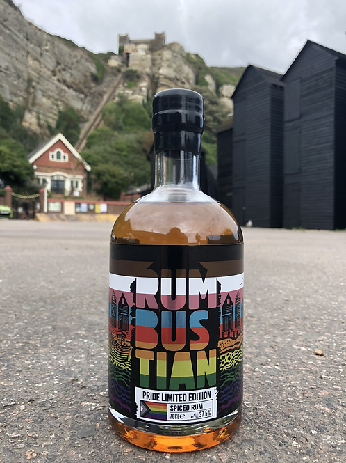 Pride 2020 Limited Edition Label Rumbustian 70cl