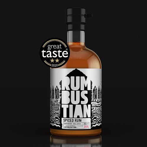 Rumbustian Spiced