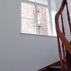 Altbau Treppenhaus Renovierung