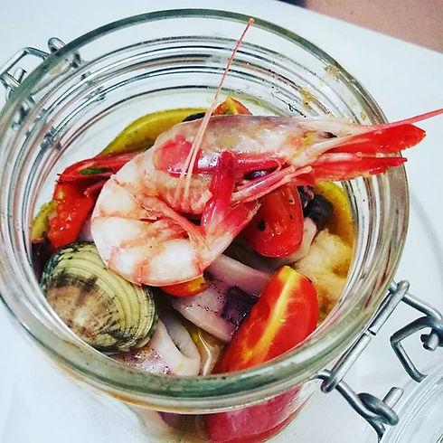Sognate una zuppa di pesce senza lische_