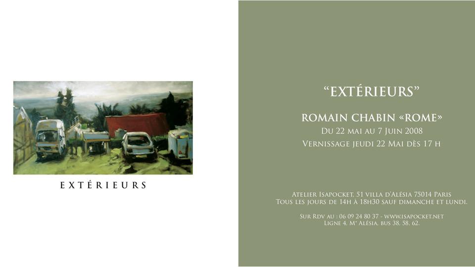 Exterieurs Romain Chabin