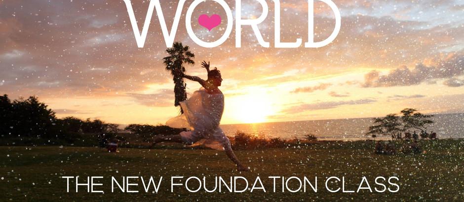 The Foundation  あなたの人生の土台を作り変える4日間