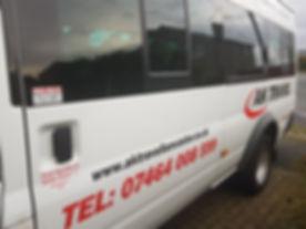AK Travel Minibus