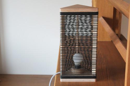 sohka lamp thibaut malet designer woodworker. Black Bedroom Furniture Sets. Home Design Ideas
