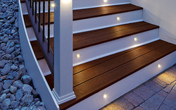 deck-lighting-curved-stair-post-cap-stair-riser-light-classic-white-image-galler