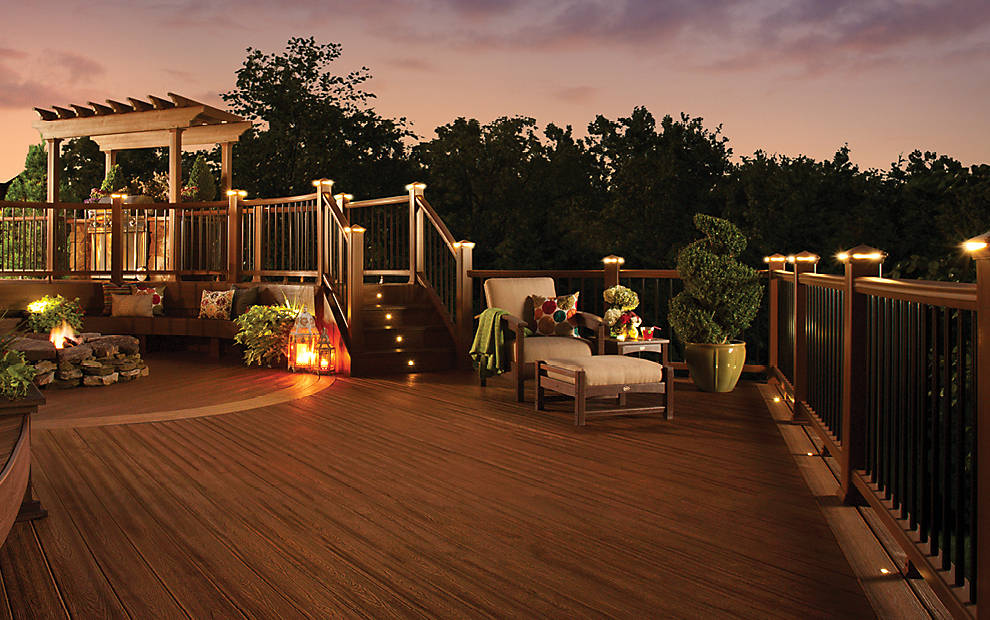 deck-lighting-transcend-decking-railing-spiced-rum-pergola-recessed-light-post-c