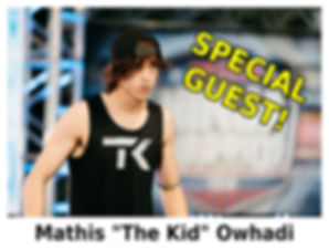 "Mathis ""The Kid"" Owhadi"