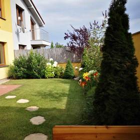 Malá mestská záhrada II, Košice
