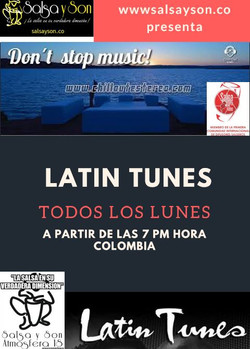 CapturaDEFINITIVO FLAYER LATIN TUNES-CHILL OUT