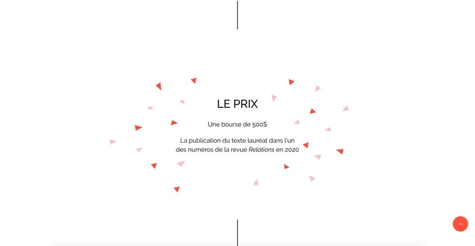 Site Web - Page 3