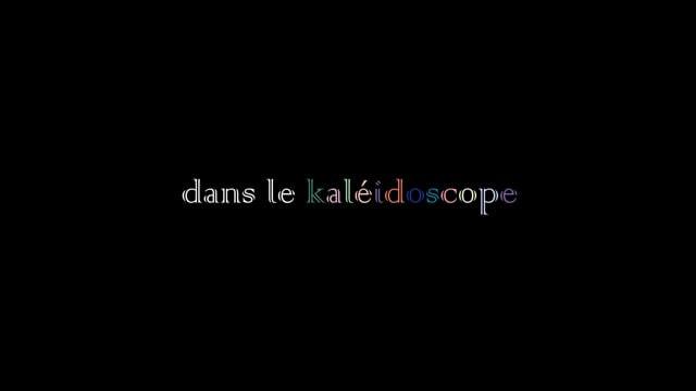 Dans le kaléidoscope