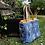 Thumbnail: Grand sac-cabas isotherme en toile denim recyclée