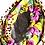 Thumbnail: Pochette intérieur isotherme en velours éponge imprimé léopard