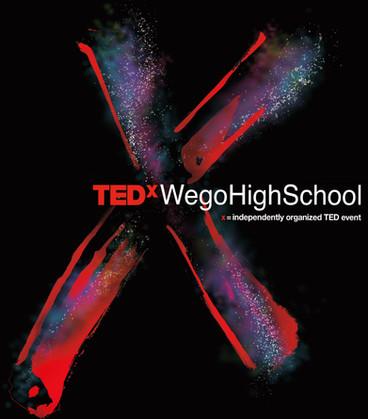 TedXWegoHighSchool Logo