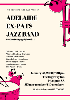 Organized by the southerb Jazz Club.png