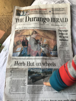 front page herald