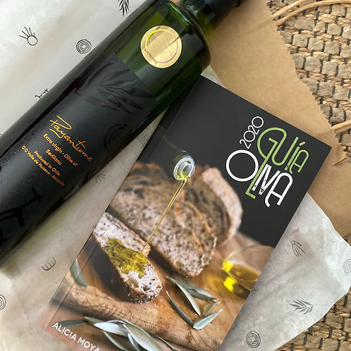 Bolsa Guía Oliva 2020