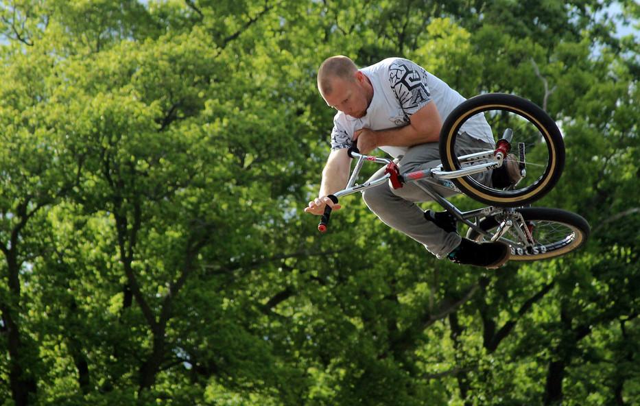 Flying High - B Gillespie