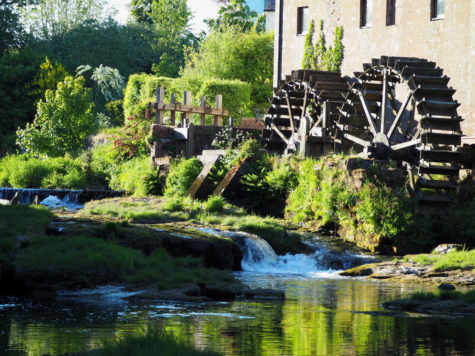 Old Mill - A Stuart