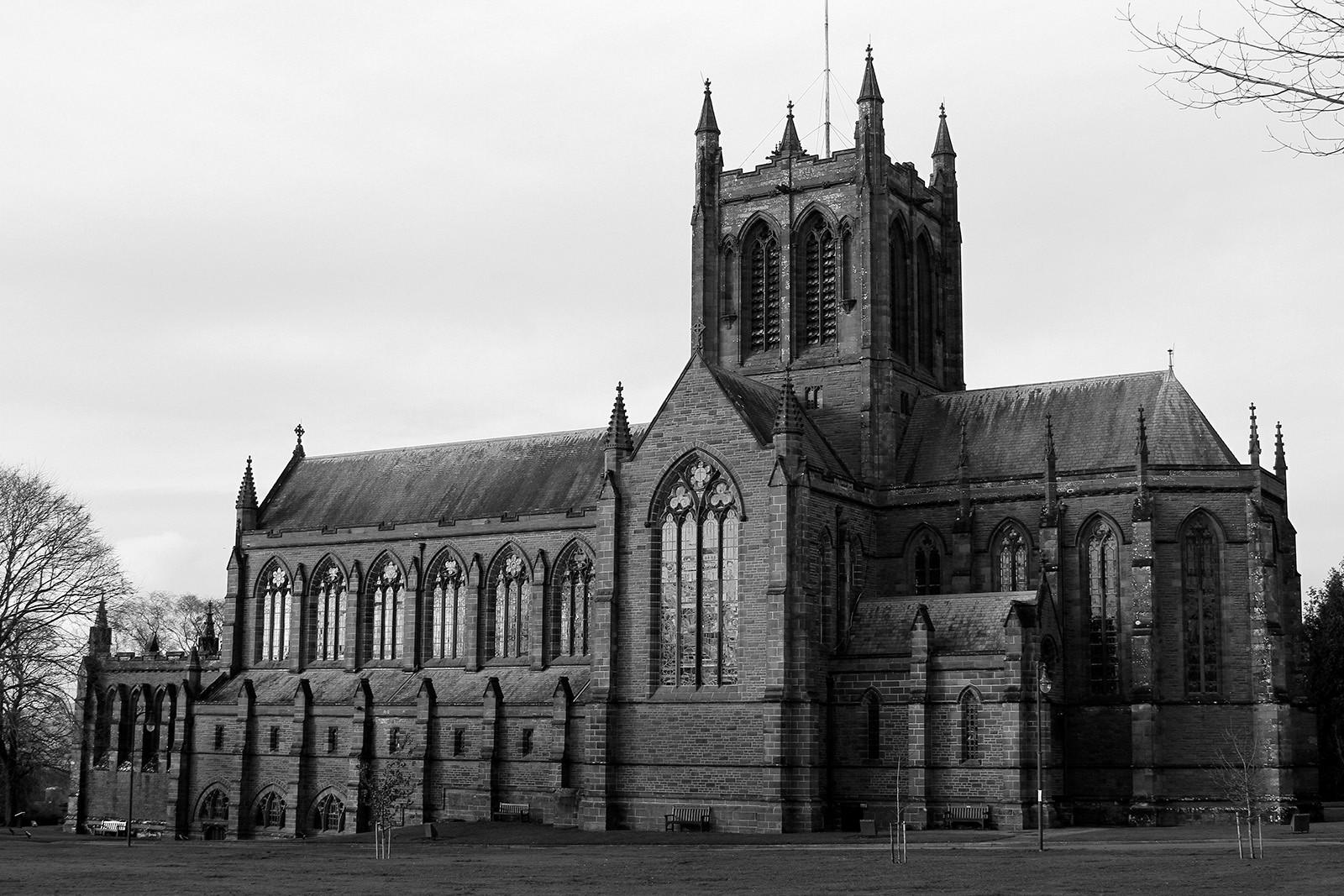 Crichton memorial church - B Gillespie