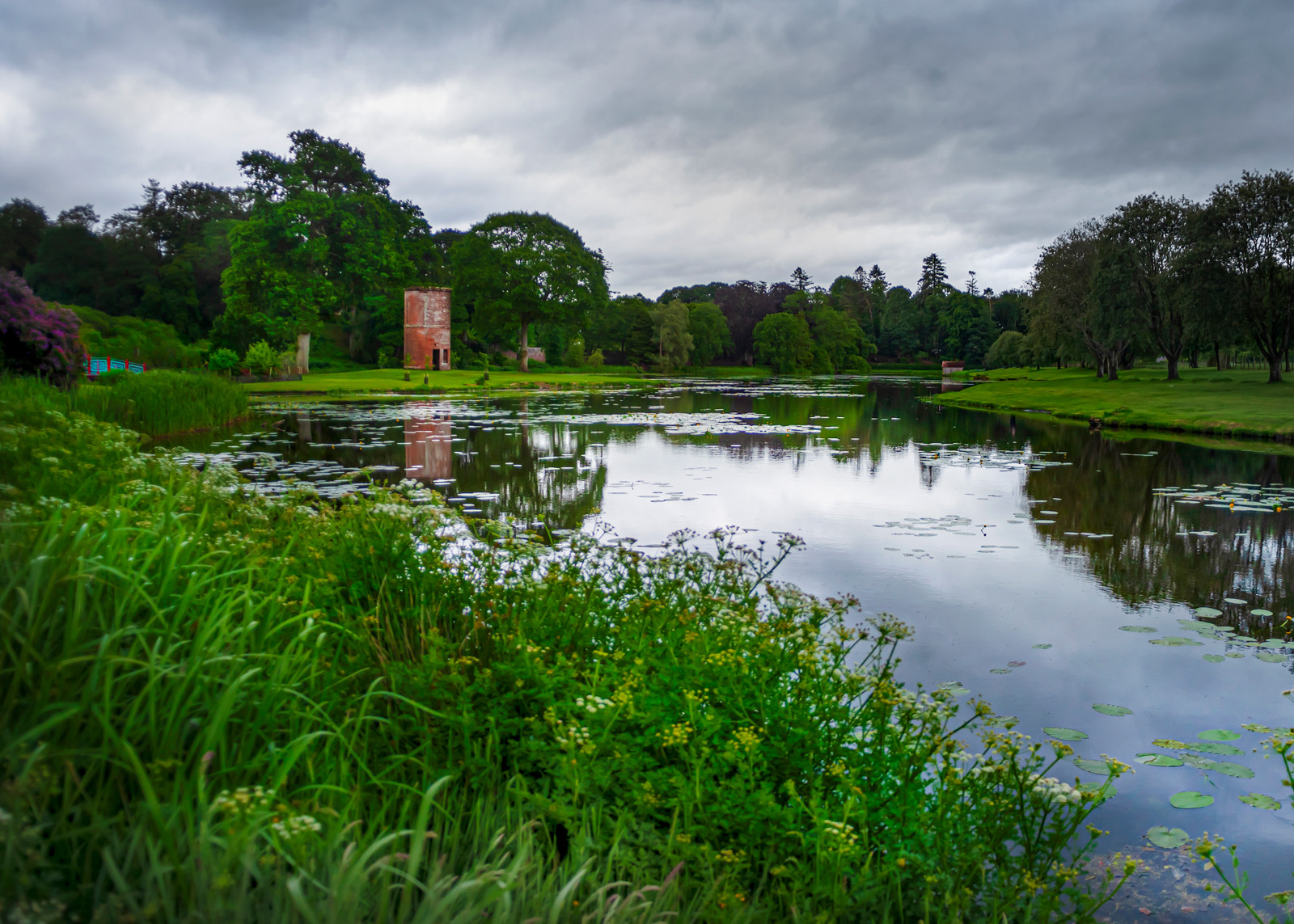 Dalswinton Tower - J Glynn