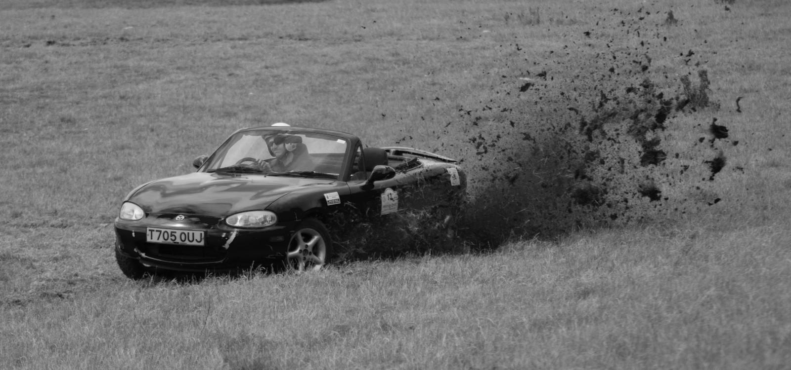 Throwing Up Dirt - J Harkness