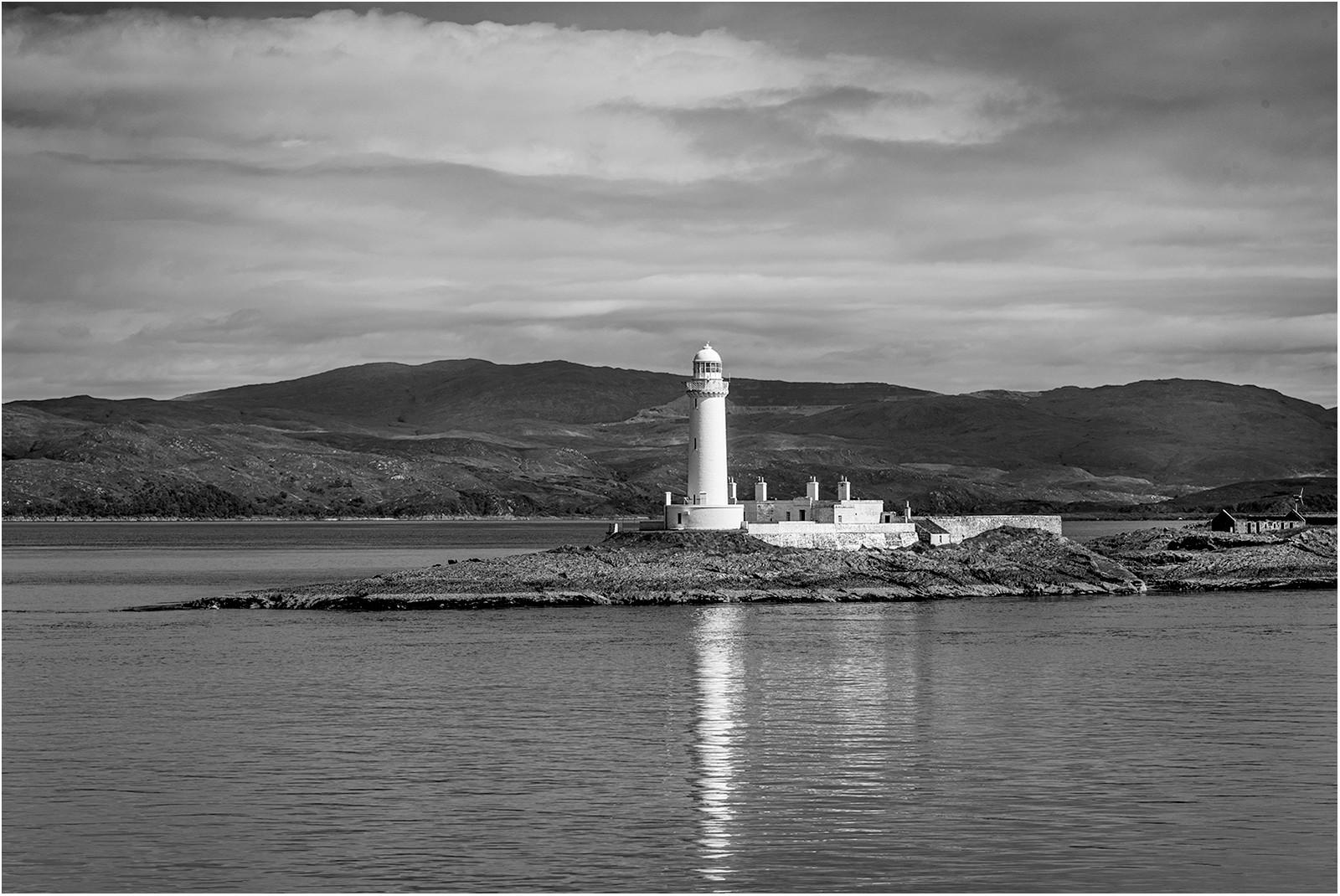 Lismore Lighthouse - J Glynn