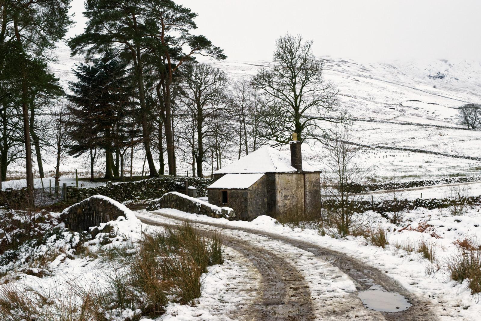 Derelict School House - J Harkness