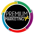 Premium Marketing Plus Logo - Made with