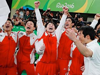 """リオ五輪、体操・水泳の好成績を生んだ 個人競技における""""チーム力"""""""