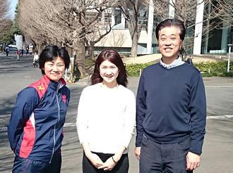 プロテニスプレーヤー渡邉廣乃選手のメンタルサポート