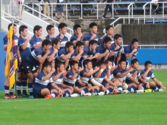 桐蔭学園ラグビー部 2年ぶりの県大会優勝