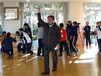 晃華学園中高硬式テニス部 ライフスキルイベント