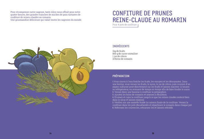 CONTES & RECETTES D'AUTREFOIS
