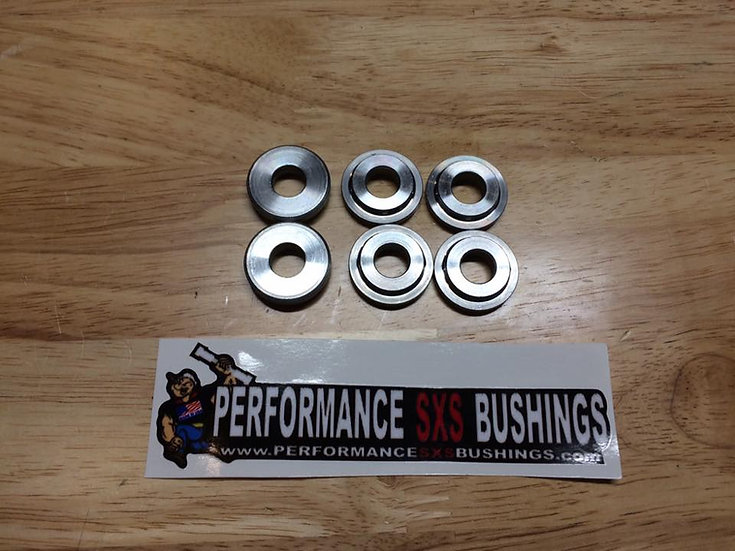 Weld In Step Washers for 10mm Suspension Bolts