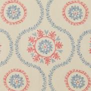 suzani blue pink