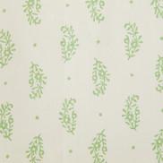paisley sprig green