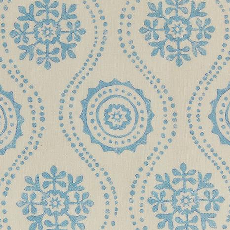 Tasha Textiles Honfleur Blue