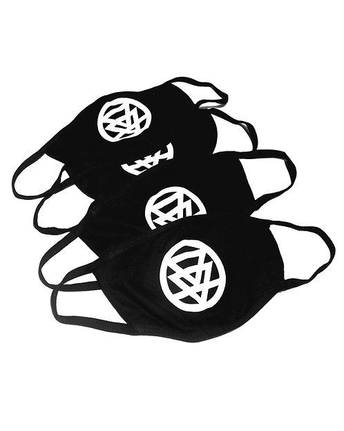 Emblem Face Mask