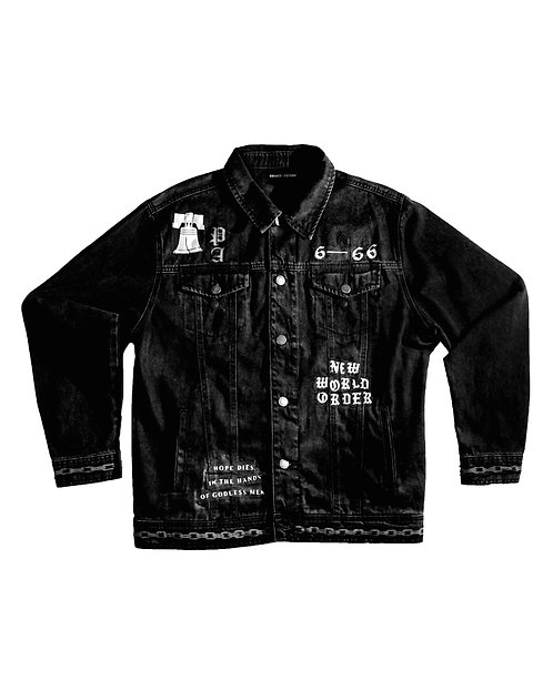New World Order (One-Off Custom Jacket)