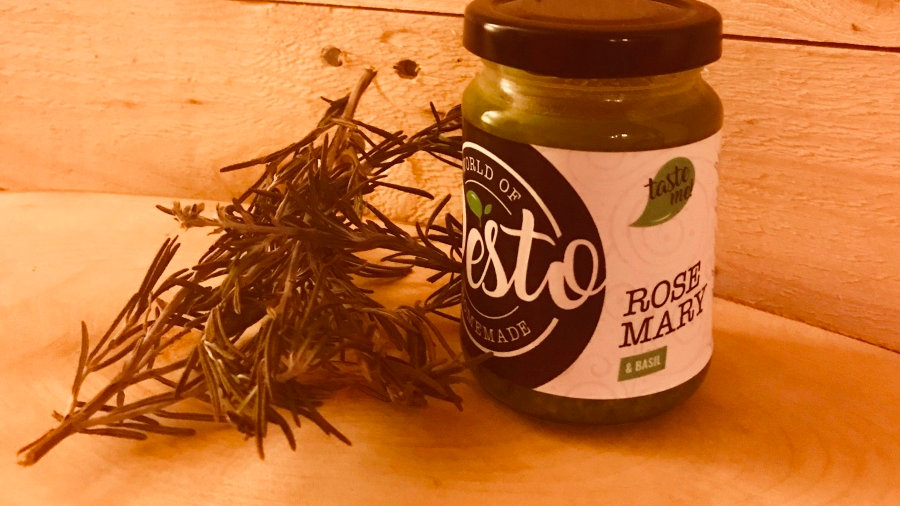 World of Pesto - Rosemary