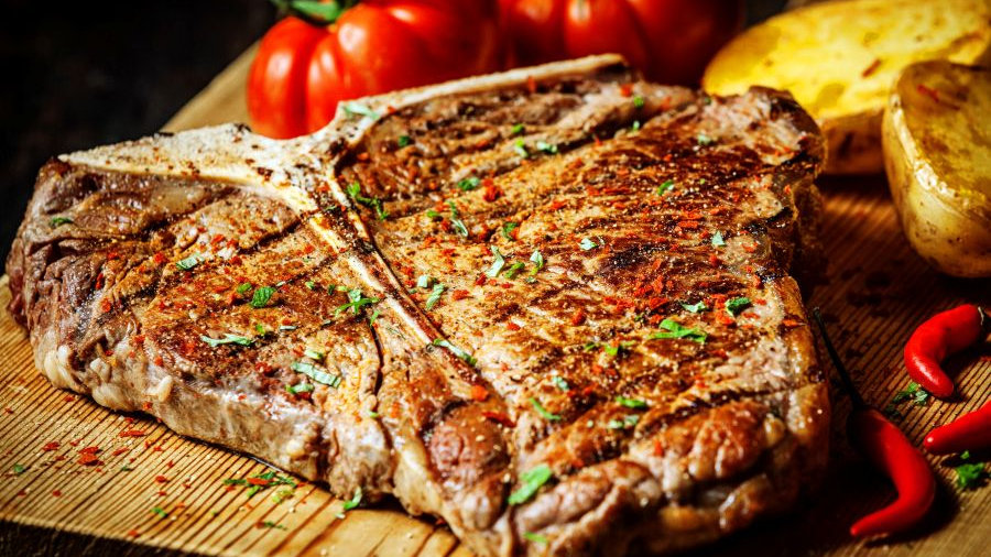 Natura T-Bone Steak