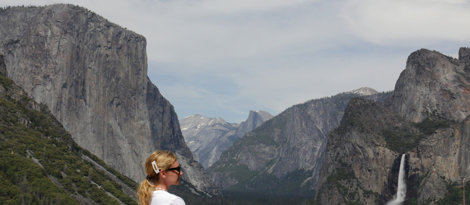 California National Parks (part 3. Sequoia and Yosemite)