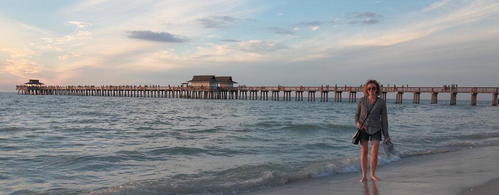Victoria Kashkin, Naples, Pier, SW Florida
