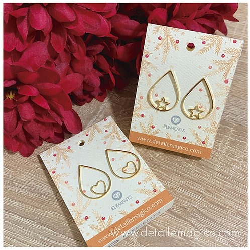 Detalle Magico_Elements_A326_ARETES_ACCESORIOS_Aretes | Chic_Regalos_Exclusivos_Colombia