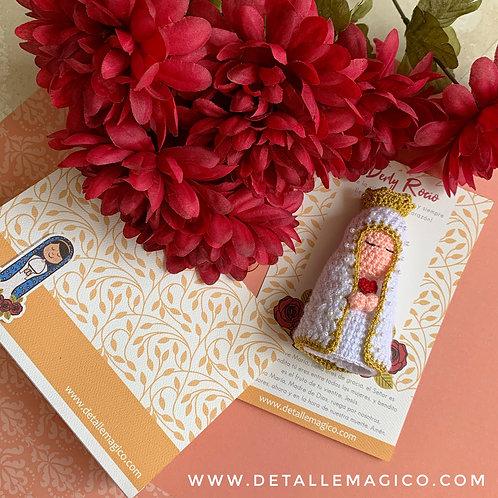 Muñeca | Virgen de Fatima en Crochet