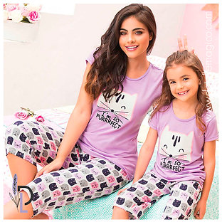 Pijama | Capri I'm so purrrfect - Kids