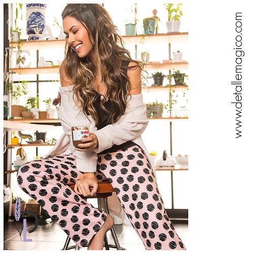 Pijama   Pantalón Puntos