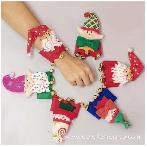 Detalle Magico_DETALLE MAGICO_A304_NAVIDAD_ACCESORIOS_Manillas | Alegría de Navidad_Regalos_Exclusivos_Colombia